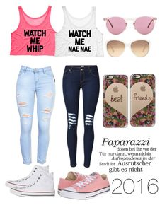 """BestFriendsOutfit"" by amuh2002 on Polyvore featuring Oliver Peoples, Lane Bryant, Converse and Casetify"