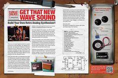 Radio Shack Atari Punk Ad by obeyken, via Flickr