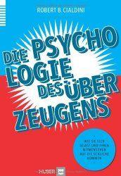 Buch der Woche - Die Psychologie des Überzeugens #Buchvorstellung #Psychologie