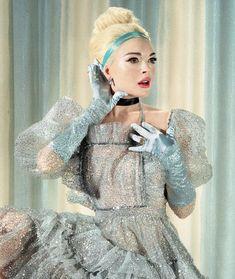 PAPER (@paper) • Instagram photos and videos Lindsay Lohan, Paper Magazine Cover, Famous Princesses, Disney Princesses, Fashion Models, High Fashion, Princess Charming, Disney Princess Fashion, Vogue
