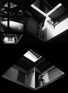 Double Bind, Juan Muñoz, Tate Modern, Londres, 2001.