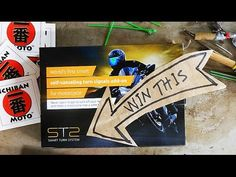 seventyish subscriber giveaway !  !  Motorcycle Smart Turn System