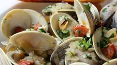 These flavorful steamed clams are not only easy and delicious they're also fast to make. Plus there's chorizo sausage involved!