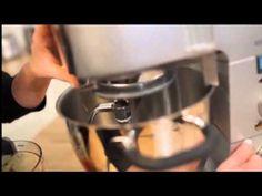 Kenwood KM070, KM086, KM084, Cooking Chef рецепт №4 - YouTube