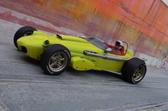 Caterham Lotus 7 Custom 7 740x493 Caterham 7 Indy Custom