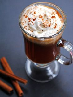 My friends, it is cold. And there is no better combination than cold weather and hot drinks. Unless it is this seasonal favorite, hot buttered rum, rendered even more seasonal by its association with another seasonal favorite, pumpkin butter. That's right. Pumpkin buttered rum might just be your new favorite thing.