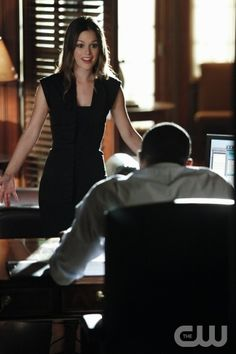 Black dress - Rachel Bilson - Hart of Dixie