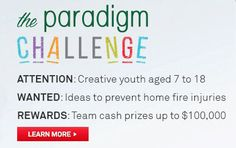 Project Paradigm- Prizes for Fire Prevention innovations