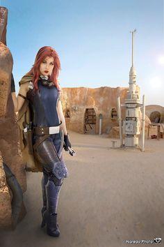 Mara jade kotobukiya - tatooine by Queen-Azshara.deviantart.com