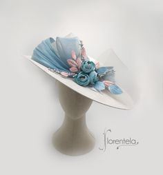 How To Make Decorations, Derby Hats, Hat Making, Fascinators, Bridal, Head Wraps, Headpiece, Outfit Ideas, Tiaras