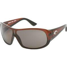 Costa Del Mar Yellowtail Polarized Sunglasses Tortoise/Gray Poly, One Size Costa Del Mar. $104.48