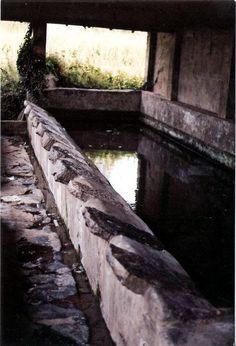 El lavadero del parque Zapardel