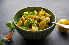 NYT Cooking: Lemon Potato Salad With Mint