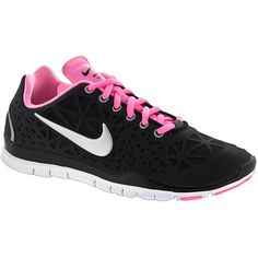@Nike Women  Nike Free TR Fit III cross training shoes are lightweight and flexible enough for superior comfort during versatile workouts. A low profile and deep flex grooves encourage a more natural range of motion that provides a barefoot-like feel that helps to strengthen foot and leg muscles.