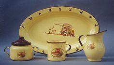 Monterey tinware