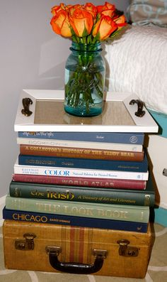 Clever end table