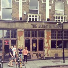 The Blues Kitchen in Camden Town, Greater London