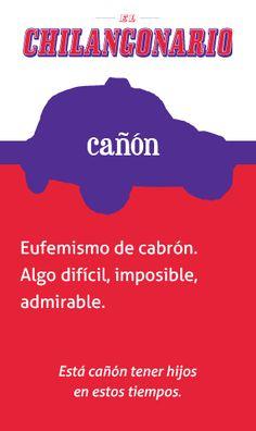 «Cañon», el póster de la semana en @ElChingonario: