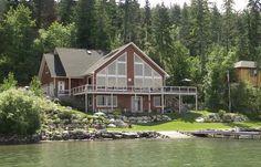 VRBO.com #129981 - Magnificent Lakefront, Largest Rental on Flathead