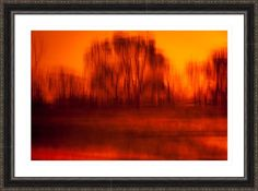 Reflection Print featuring the photograph Rendered By Water by Jeff Phillippi
