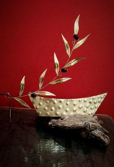 Metal Art, Jewerly, Boats, Decorative Bowls, Diy And Crafts, Decoupage, Christmas Crafts, Charmed, Sport