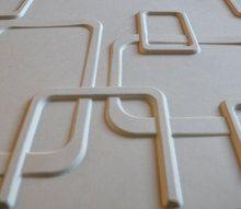 3D Wall Panels - Bamboo Pulp - #58
