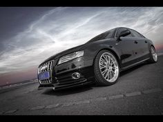 "Botticelli III 20"" on Audi A5 S-Line by JMS #OZRACING #TOPCLASS #BOTTICELLI #RIM #WHEEL"
