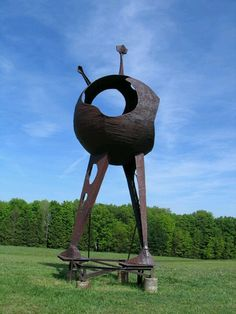 Griffis Sculpture Park – Cattaraugus County, New York