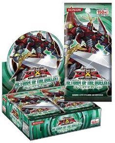 (BOX)Yugioh ZEXAL OCG Return of the Duelist Booster Pack(30p) Japanese