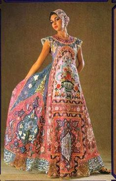 Fashions from Iraq