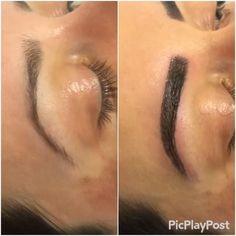 Eyebrows tattoo - Studio Agona