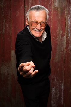 "marvel-hqq: ""HAPPY BIRTHDAY TO THE AMAZING FANTASTIC INCREDIBLE STAN LEE! """