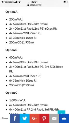 Swim Sets, Workout Ideas, Masters, Drill, Swimming, Training, Master's Degree, Swim, Hole Punch