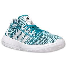 Women's adidas Element Refine Running Shoes | Finish Line | Teal/White $34.98