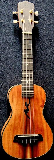 My Manuel Rodrigeuz Signature  Koa Soprano #LardysUkuleleOfTheDay ~ https://www.pinterest.com/lardyfatboy/lardys-ukulele-of-the-day/ ~