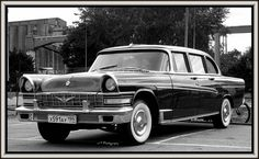 Russian ZIL Limousine | Recent Photos The Commons Getty Collection Galleries World Map App ...
