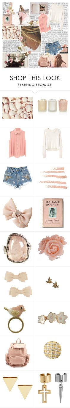 """""""and i need you in my life"""" by its-luli ❤ liked on Polyvore featuring Monsoon, NARS Cosmetics, 3.1 Phillip Lim, Levi's, Miss Selfridge, Forever 21, Juicy Couture, Miso, Charlotte Russe and American Apparel"""