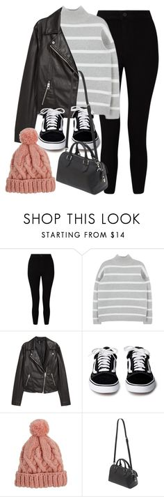 """Stripes"" by vany-alvarado ❤ liked on Polyvore featuring Miss Selfridge, H&M, ASOS and Mulberry"