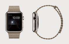 Tecnoneo: Apple Wach, diseño de lujo y diversas funciones de cuantificación personal
