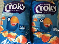Croky paprika chips, vanaf heden glutenvrij! - Sophie Glutenvrij
