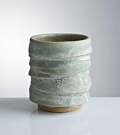 Variegated greens-  gary wood ceramics                                                                                                                                                                                 More