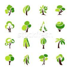 Oak+Tree+Logo+Design   1593316_樹-向量-標誌-設計-抽象-性質.jpg                                                                                                                                                     More