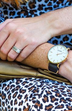 Love the accent Parsonii watches can bring to an outfit!