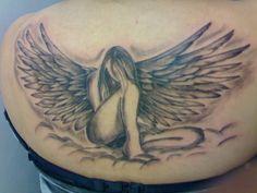 Spirit Angel Tattoo