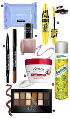 7 Drugstore Beauty Products for Less Than $15
