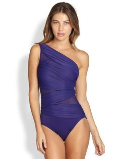 One-Piece Jenna Swimsuit #swimsuit #summertime #beach