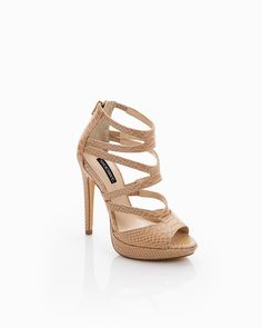 Appolina by ShoeMint.com, $89.98 Definitely NEED these