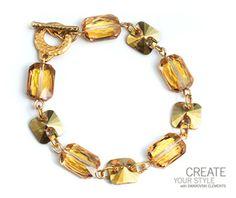 Emerald Sunshine Bracelet