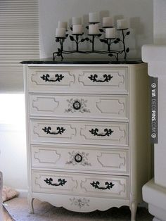 Like this - . | CHECK OUT MORE DRESSER IDEAS AT DECOPINS.COM | #dressers…