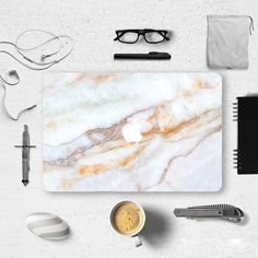 Cheap laptop skin vinyl, Buy Quality skin mittens directly from China skin laptop Suppliers: White Crystal Marble Grain Top Front Decal Laptop Sticker For Apple Macbook Air Pro Retina 11 Macbook Skin, Macbook Case, Laptop Skin, Newest Macbook Pro, Macbook Air Pro, Macbook Decal Stickers, Decals, Cheap Apple Products, Macbook Pro Touch Bar